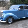 Bentley Mk VI Kompressor 1951